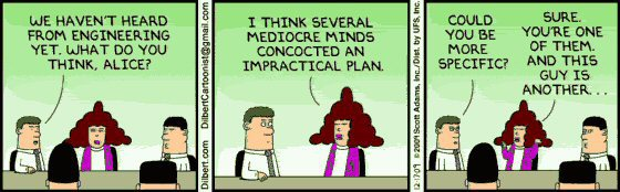 dilbert impractical plan