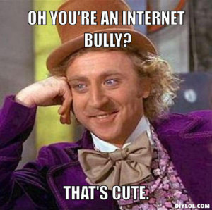 internet bully cute